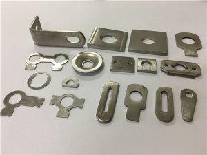 NO.58-A2-70 SS304 zanglamaydigan po'latdan yasalgan metall shtamplash qismi