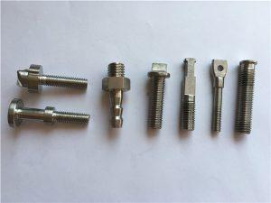 №40-titaniumli oltin CNC mashinasi velosiped murvat
