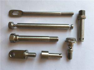 42-sonli qirrali zanglamaydigan mahkamlagichlar CNC Qaytuvchi metall mahkamlagichlar