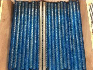 S32760 zanglamaydigan po'latdan yasalgan mahkamlagich (Zeron100, EN1.4501) to'liq ipli rod1)